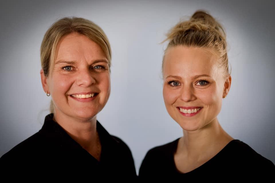Karina og Nanna
